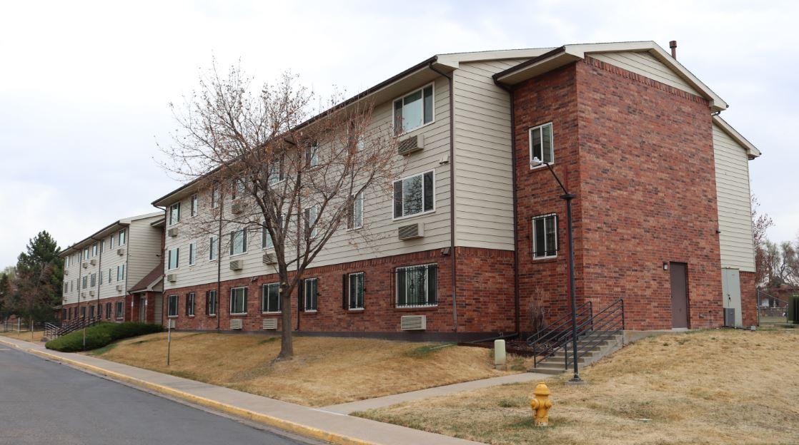 Allen Gardens affordable housing complex