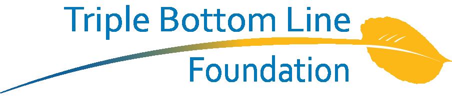 Triple Bottom Line Foundation logo